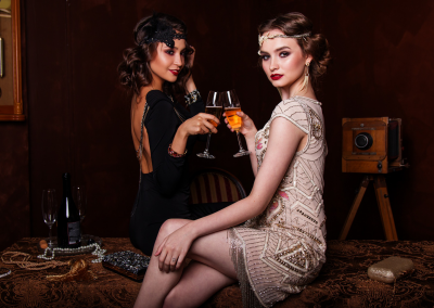 1920s- themed party
