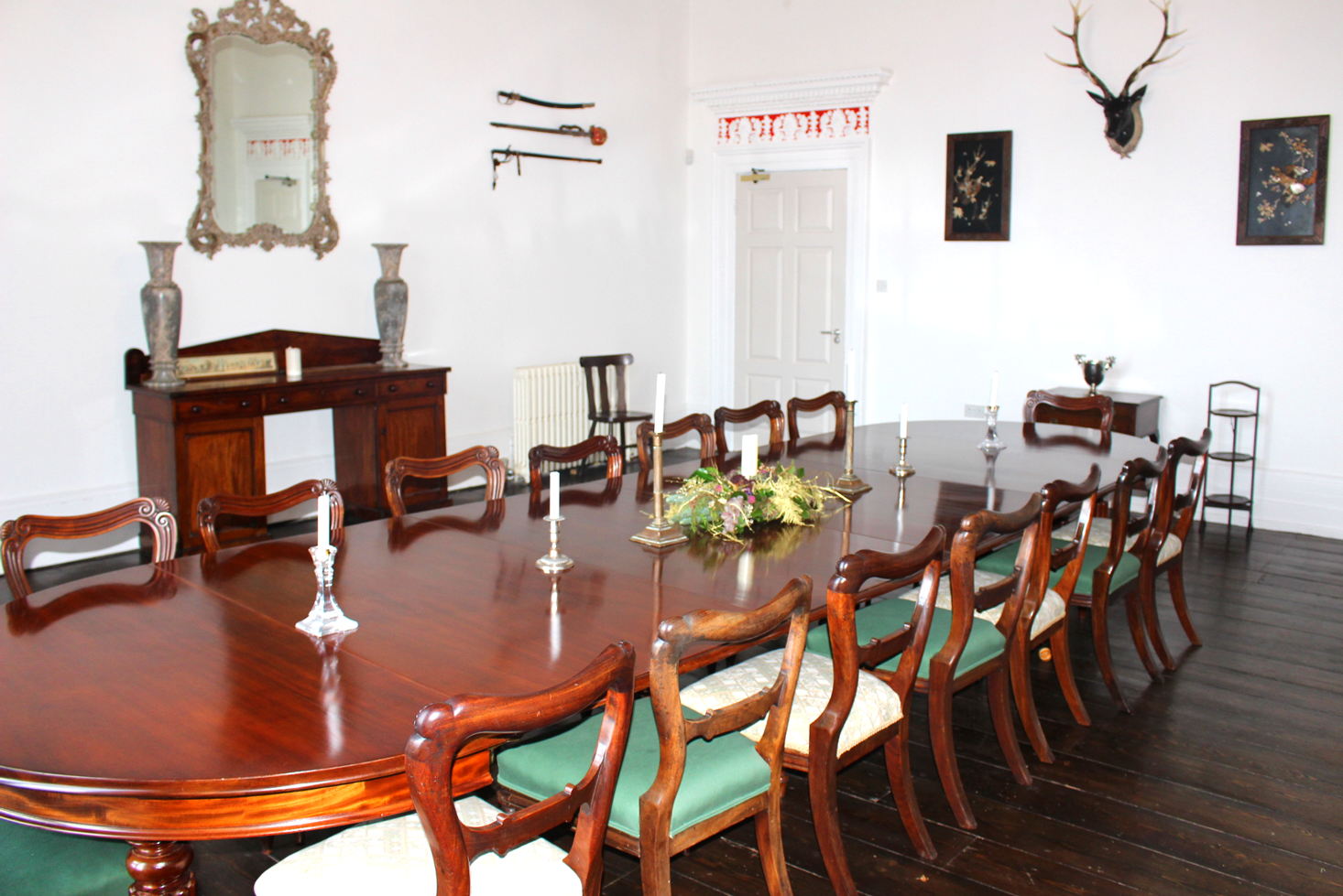 The dining room orlagh country house the dining room orlagh private house and estate for hire dublin location weddings and special events dzzzfo